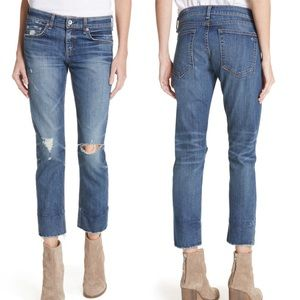 rag & bone Jeans - NWT Rag & Bone Dre Capri Ankle Jean Size 27